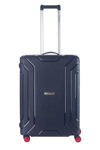 Чемодан CarryOn Steward 502257 синий - купить в Интернет-магазине  чемоданов a356f309075e4