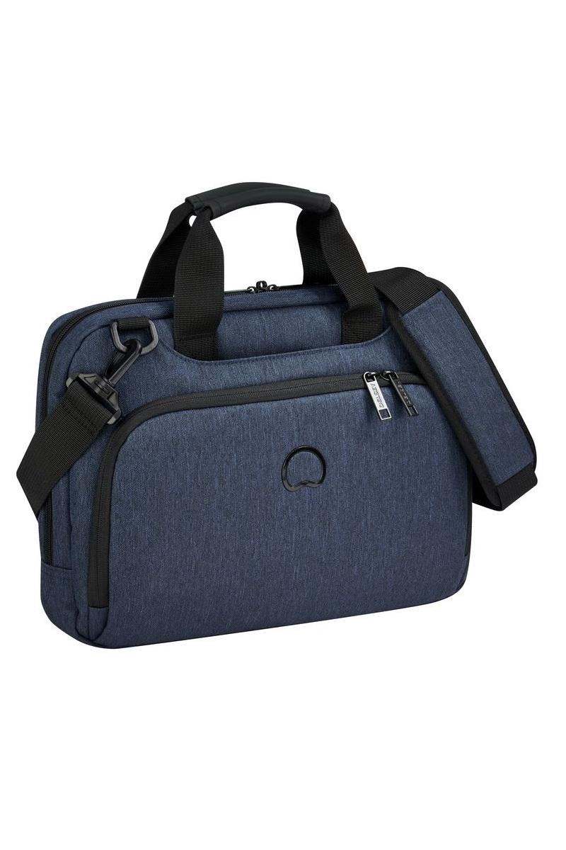 Купить черную сумку для ноутбука Delsey 00394416100 parvis+ в ... 62bad85ab2e88