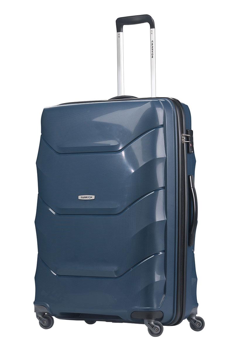 Чемодан CarryOn Porter 2.0 502197 синий - купить в Интернет-магазине ... 0ff9a62a7280f