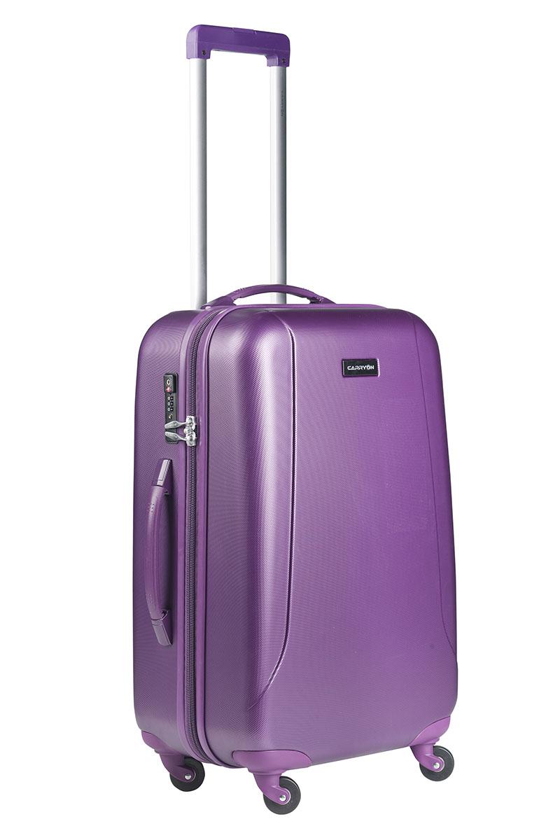 Чемодан CarryOn Skyhopper 502181 фиолетовый - купить в Интернет ... a2a71f490a060