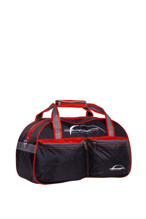 2f96c64b78fa POLAR П05/6 черно/красный - купить в Интернет-магазине чемоданов ...
