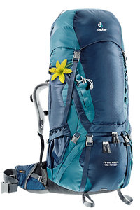 DEUTER Рюкзак Aircontact 70+10SL midnight-denim