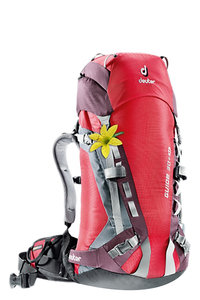 DEUTER Рюкзак Guide 30+SL fire-aubergine