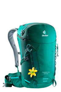 DEUTER Рюкзак Speed Lite 22 SL alpinegreen-forest
